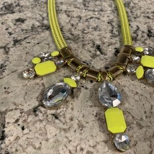 Jewelry - Statement Necklace * Shiny Baubles